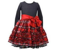 Bonnie Jean Holiday Dresses for Girls
