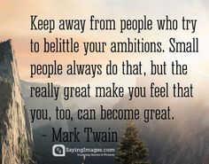 Quotes about leadership and how to be a better entrepreneur : QUOTATION – Image : Quotes Of the day – Description Mark Twain Quote Sharing is Power – Don't forget to share this quote ! Don't Worry Quotes, Good Life Quotes, Quotes To Live By, Motivational Quotes, Funny Quotes, Inspirational Quotes, Wall Quotes, Mark Twain Quotes, Quotes About Everything