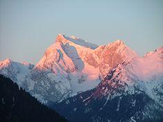 Marmolada, the Queen of the Dolomites (3.343m)  Hotel, Dolomiti, italy
