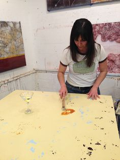 Elise Wagner - Encaustic Painter: A Personal Statement