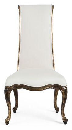 Portobellodeluxe.com:  Chair Curved Christopher Guy