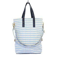 Ikat Convertible Handbag - Purse