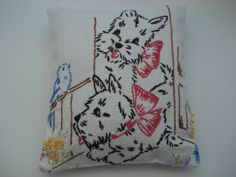 Scottie Dogs ! A Treasury by Cheri on Etsy Pillows, Prints, Jewelry, Figurines, Tote..