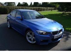 BMW 3 SERIES 320D M SPORT Diesel