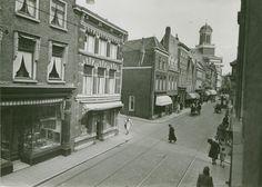 Oude foto Haarlemmerstraat