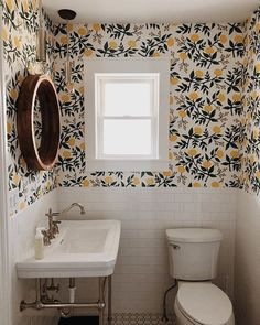 Home Remodel Farmhouse .Home Remodel Farmhouse Home Decor Inspiration, House Design, House, Wallpaper Your Bathroom, How To Install Wallpaper, Home, House Interior, Bathroom Decor, Bathroom Inspiration