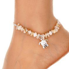 Rock Jewelry, Anklet Jewelry, Anklet Bracelet, Beach Jewelry, Stone Jewelry, Beaded Bracelets, Cute Anklets, Beach Anklets, Silver Anklets