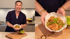 In celebration of AAPI month, the fashion designer shares a beloved childhood dish and his latest passion project, More Than Our Bellies. Cooking Wine, Asian Cooking, Prawn Dishes, Honey Sauce, Prawn Recipes, Vodka Sauce, Asian Kitchen