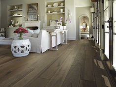 This is the floor I want. 7.5 plank engineered wood Modern Vintage