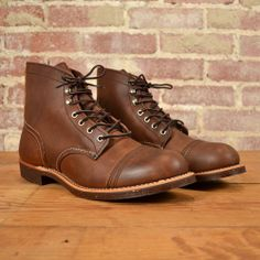 RED WING IRON RANGER STYLE NO. 8111