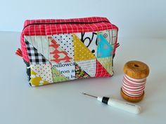 s.o.t.a.k handmade: chubby pouch