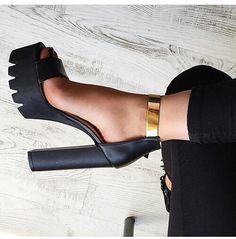 grafika black, fashion, and shoes