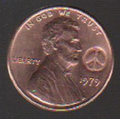 HIPPIE BIRTH YEAR Coin