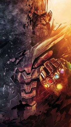 Thanos_Avengers End game_iPhone wallpaper Marvel Villains, Marvel Dc Comics, Marvel Heroes, Marvel Characters, Marvel Room, Marvel Movies, The Avengers, Thanos Avengers, Hero Arts