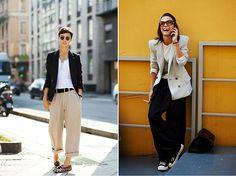 """Italy Street Fashion - wo""""men""""s wear"""