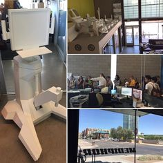 Yesterday afternoon industrial Design Professor Pepe Velasquez gave a deeply engaging tour of his local Product Design practice Mediphor to the Barrett Summer Scholars. #asudesignschool #design #asudesigncommunity #industrialdesign #productdesign #barrettsummer2016