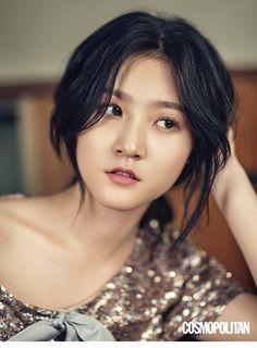 Kim Sae-ron // Cosmopolitan Korea