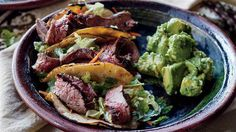 Curtis Stone and Lindsay Price's recipe for Bulgogi Steak Tacos