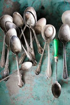 Vintage Food styling props on LouiseMellor.com.JPG