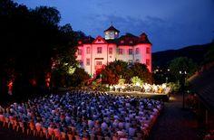 Philharmonische Schlosskonzerte im Baden-Badener Rebland