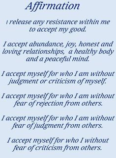 #IAM #love #affirmations