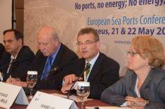 Με επιτυχία οι διήμερες εργασίες του Συνεδρίου του Οργανισμού Λιμένων Ευρώπης (ESPO)