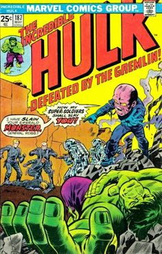 Incredible Hulk #187, Gremlin