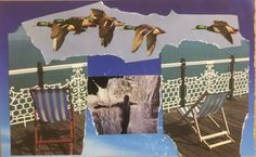 SoulCollage® Moose Art, Painting, Animals, Animales, Animaux, Painting Art, Paintings, Animal, Animais