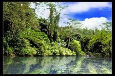 Green Canyon, Pangandaran, Jawa Barat
