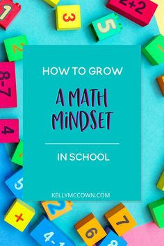 How do you teach your students to have a math mindset? Help your students grow their math skills with positive praise responses and reinforcements. Students learn to become positive about learning math and earn higher test scores. Try one of these strategies today!