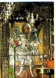 panorm2 Orthodox Prayers, Orthodox Christianity, Archangel Michael, Holy Land, Old Art, Greek Islands, Holy Spirit, Egypt, Greece