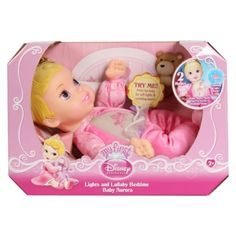 Disney Princess Lights and Lullaby Bedtime Baby Aurora