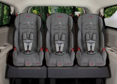 47 Car Seats That Fit 3 Across In Most Vehicles (Updated For 2018)