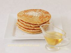 li Good Food, Yummy Food, Yummy Recipes, Oatmeal Pancakes, Granola, Food And Drink, Favorite Recipes, Cooking, Breakfast