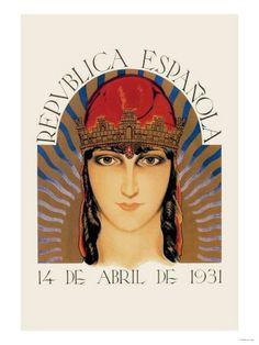 Tal día como hoy, un 14 de abril de 1931, en España se proclama la Segunda República, tras las elecciones celebradas después de la dimisión de Miguel Primo de Rivera, en las que, a pesar de la victoria monárquica, los republicanos triunfaron en 41 de las 50 capitales de provincia. El rey Alfonso XIII decide abandonar el país. Éibar será la primera localidad en que se ice la bandera republicana.