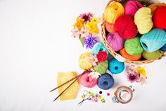 10 facts about knitting - learn more at the LoveKnitting blog!