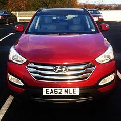 2013 Hyundai Santa Fe #RaySkillmanFordSouthsideHyundai