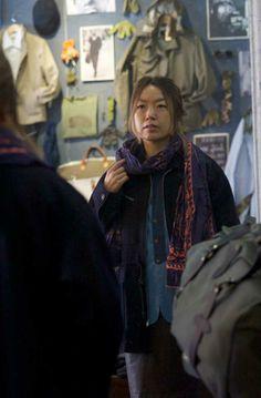 hye sun mun #hyesunmun #jacketarchives