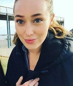 """743 curtidas, 3 comentários - The 100, TWD (soon) (@fandomadicts) no Instagram: """"First time posting Alycia in a bit!!! Lol  ________________________________ #The100Season4…"""""""