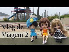 Vlog de viagem 2: Yezah e Sophie Doll na Praia de Camboinhas em Niterói ...