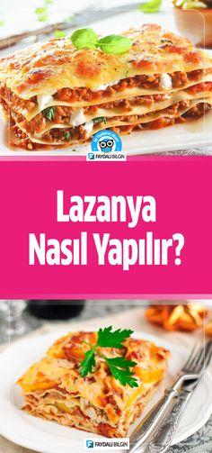 #lazanya #makarna #yemek #yemektarifi #yemektarifleri #yemekler #tarif #tarifdefteri #tarifler #kolay #evyemegi #evyapımı #bilgi #pratik #fikir #mutfak #idea #ideas #like #lifestyle #fresh #kitchen #recipe #recipes #cookie #cook #dinner #food @faydalibilgin Food And Drink, Mexican, Ethnic Recipes, Bulgur, Mexicans