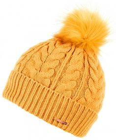 Alice Hannah Madeline Knitted Beanie Bobble Hat in Ochre Occasion Bags, Cute Beanies, Bobble Hats, Hats For Sale, Navy Pink, Blue Cream, Knit Beanie, Winter Collection, Alice