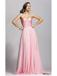 dc7255d005 Buy Custom Made High Quality 2012 Pink Spring StylePrincess Strapless  Sleeveless Chiffon Cheap Prom Dress