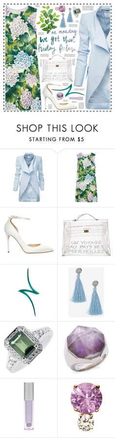 """""""Fade!"""" by hennie-henne ❤ liked on Polyvore featuring Dolce&Gabbana, Jimmy Choo, Hermès, By Terry, Topshop, Michael Aram, Forever 21 and Jemma Wynne"""