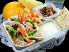 25 menús de refrigerios escolares fáciles y nutritivos para que no te compliques en todo el mes.