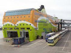 Ferry Tallink Silja, Tallinn  http://www.heitza.com/ferry-tallink-silja-tallinn/