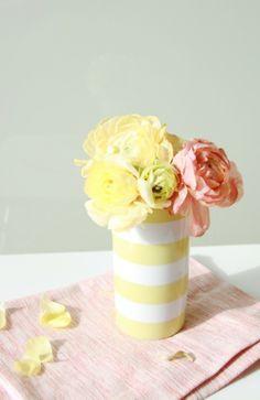 flower vase diy