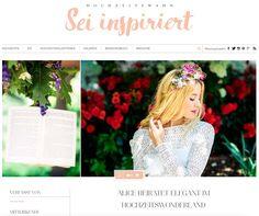 Christina & Eduard Photography: Alice in Wonderland Inspiration im Blog Hochzeitswahn