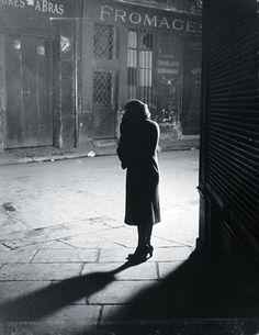 by Brassaï Paris. France (1933)