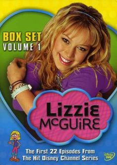 """Here's the 4-1-1: Now Lizzie McGuire, the hit show from Disney Channel, is available for the first time ever in a 4-disc DVD box set! See how it all began and enjoy going back to the early years with Lizzie (Hilary Duff) in the first 22 episodes of the series. Together with her best friends Miranda and Gordo, Lizzie gets herself into all sorts of hilarious misadventures and embarrassing situations. Sometimes it involves Lizzie's pesky little brother Matt or """"queen of mean"""" Kate or ..."""